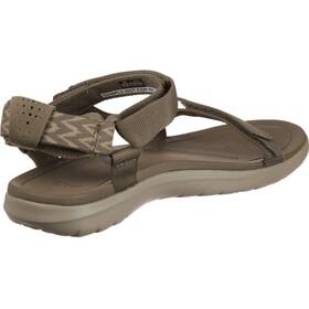 Teva Sandborn Universal Chaussures Femme, walnut